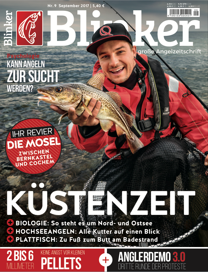 BLINKER Magazin 09 2017