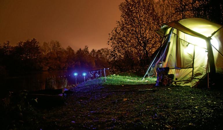 Bissanzeiger sind nicht nur in der Nacht ein unabdingbares Hilfsmittel, um Bisse zuverlässiger zu erkennen. Auch am Tag zeigen sie uns selbst die vorsichtigsten Anfasser an. Foto: BLINKER/Krause