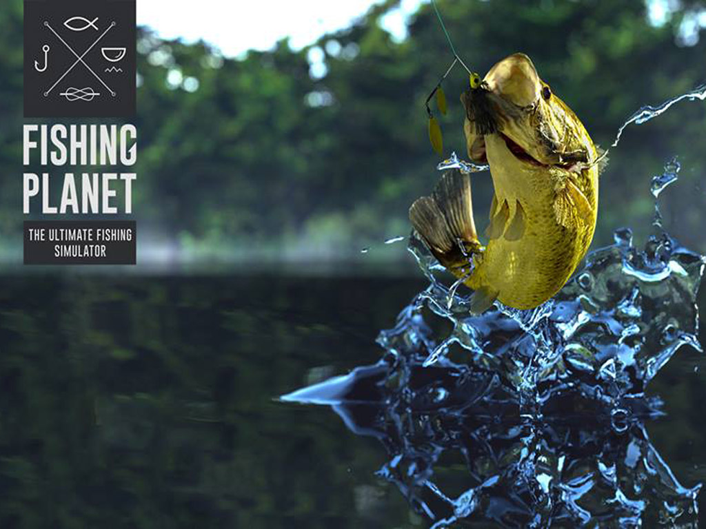 Fishing planet kostenloses computerspiel f r angler blinker for Fishing planet ps4