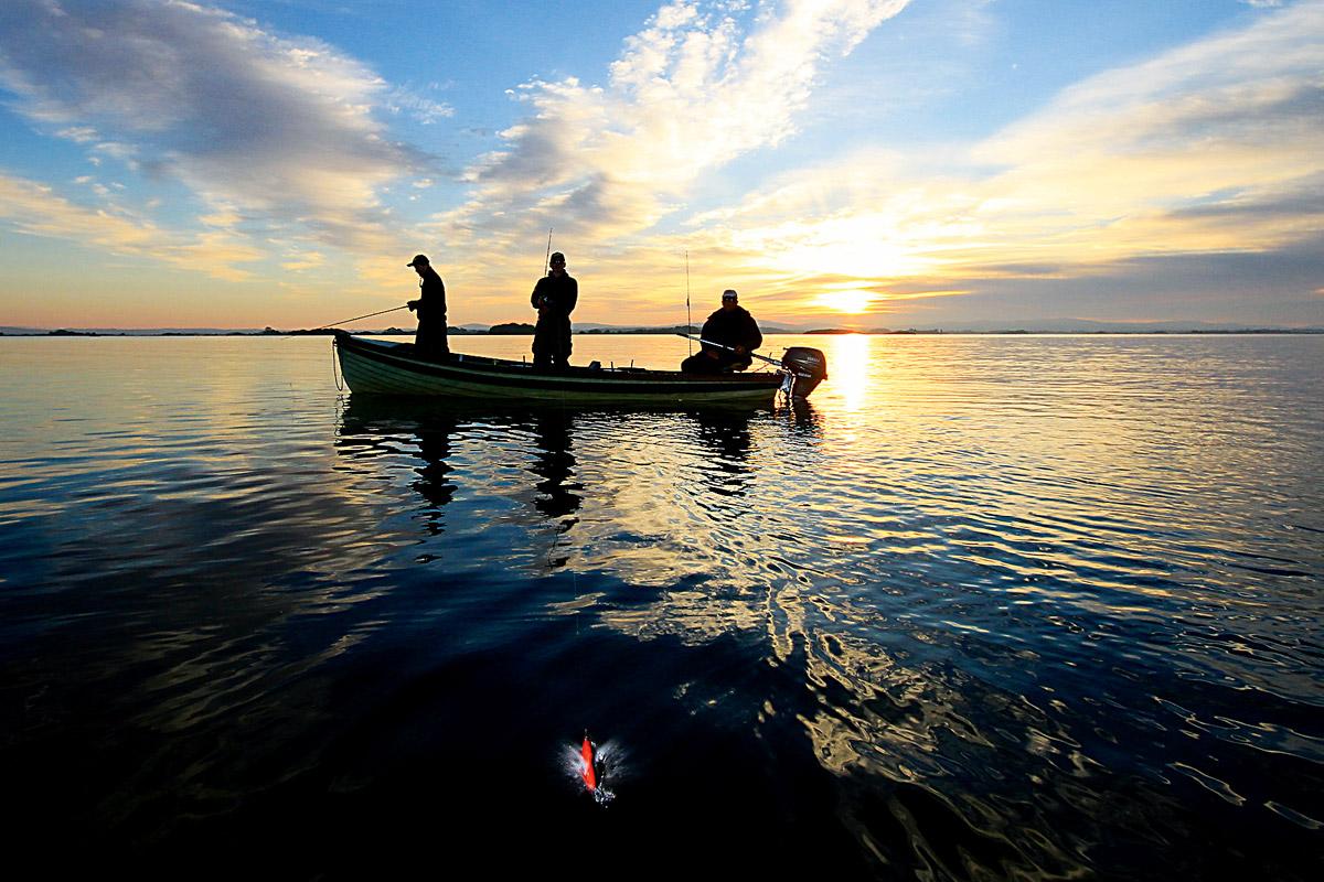 Seid ihr auch von der Sorte, die vom Boot weite Würfe machen und dafür Fehlbisse kassieren? Dann sollte ihr das durch kürzeres Würfe machen. Foto: BLINKER/B. Rozemeijer