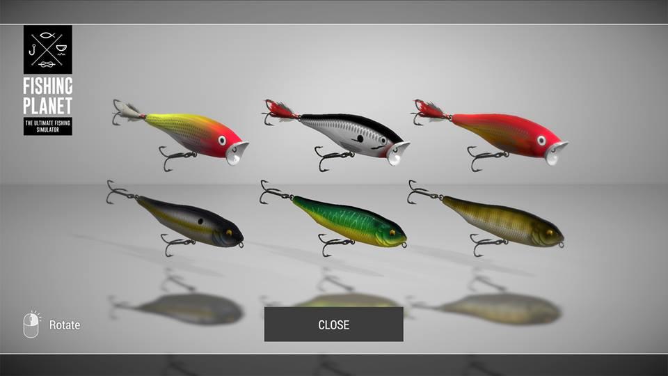 Neben Kunstködern, stehen auch Naturköder zur Auswahl. Foto: Foto: Facebookseite Fishing Planet