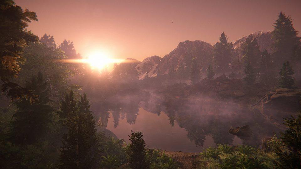 Im Spiel können zahlreiche Gewässer und Locations bereit. Foto: Foto: Facebookseite Fishing Planet