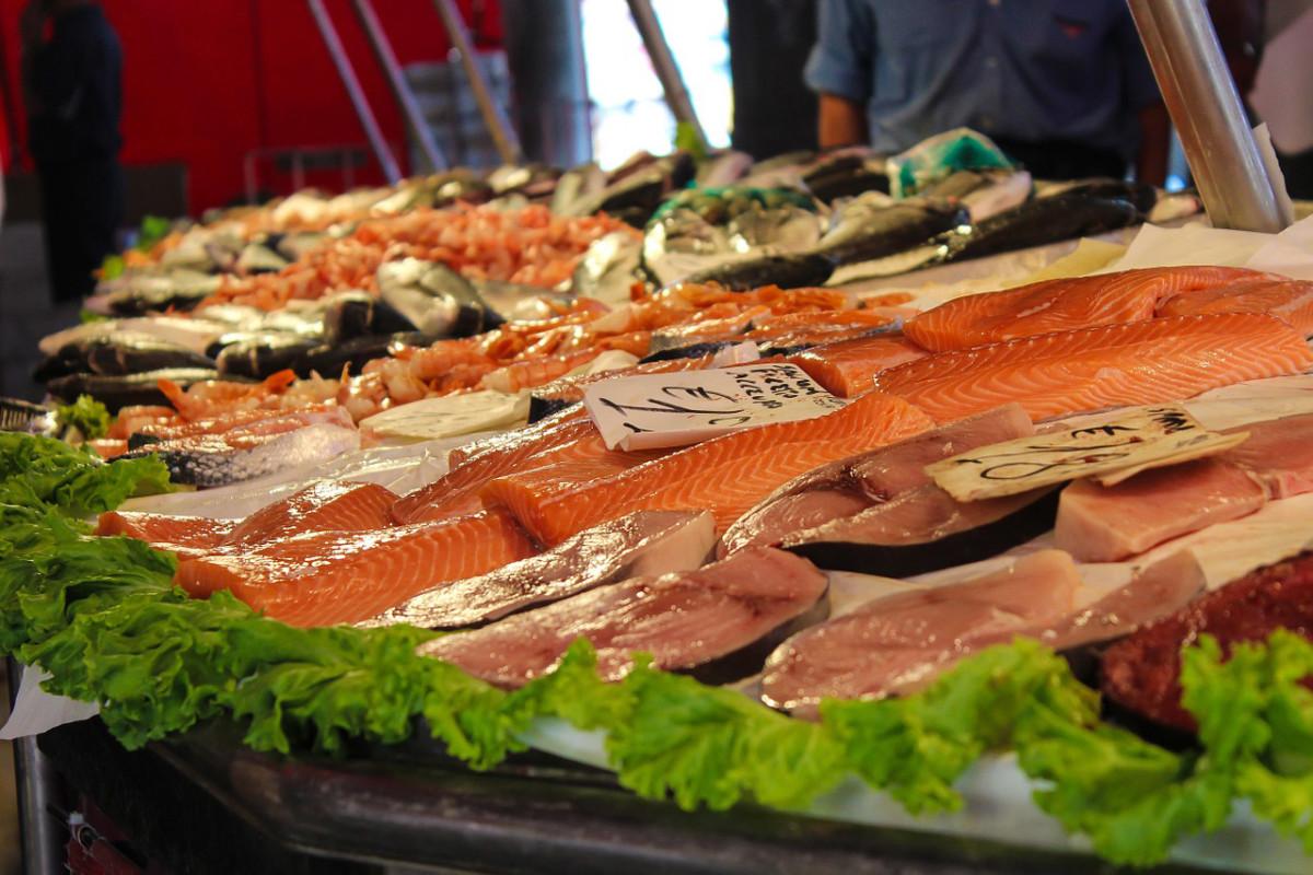 Fischkonsum Deutschland 2016: Lachs ist der beliebteste Fisch bei Deutschen. Foto: pb