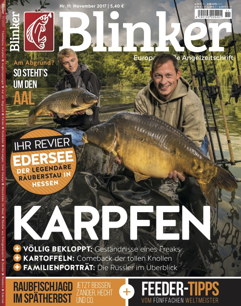 Blinker Magazin 11/17
