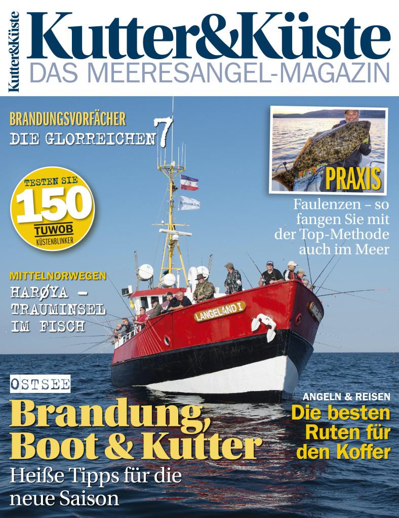 Die neue Kutter & Küste Nr. 68 ist ab dem 11. Oktober 2017 im Handel erhältlich.