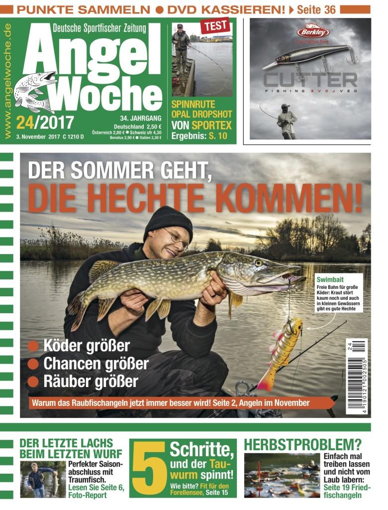 Ausgabe AngelWoche 24 2017