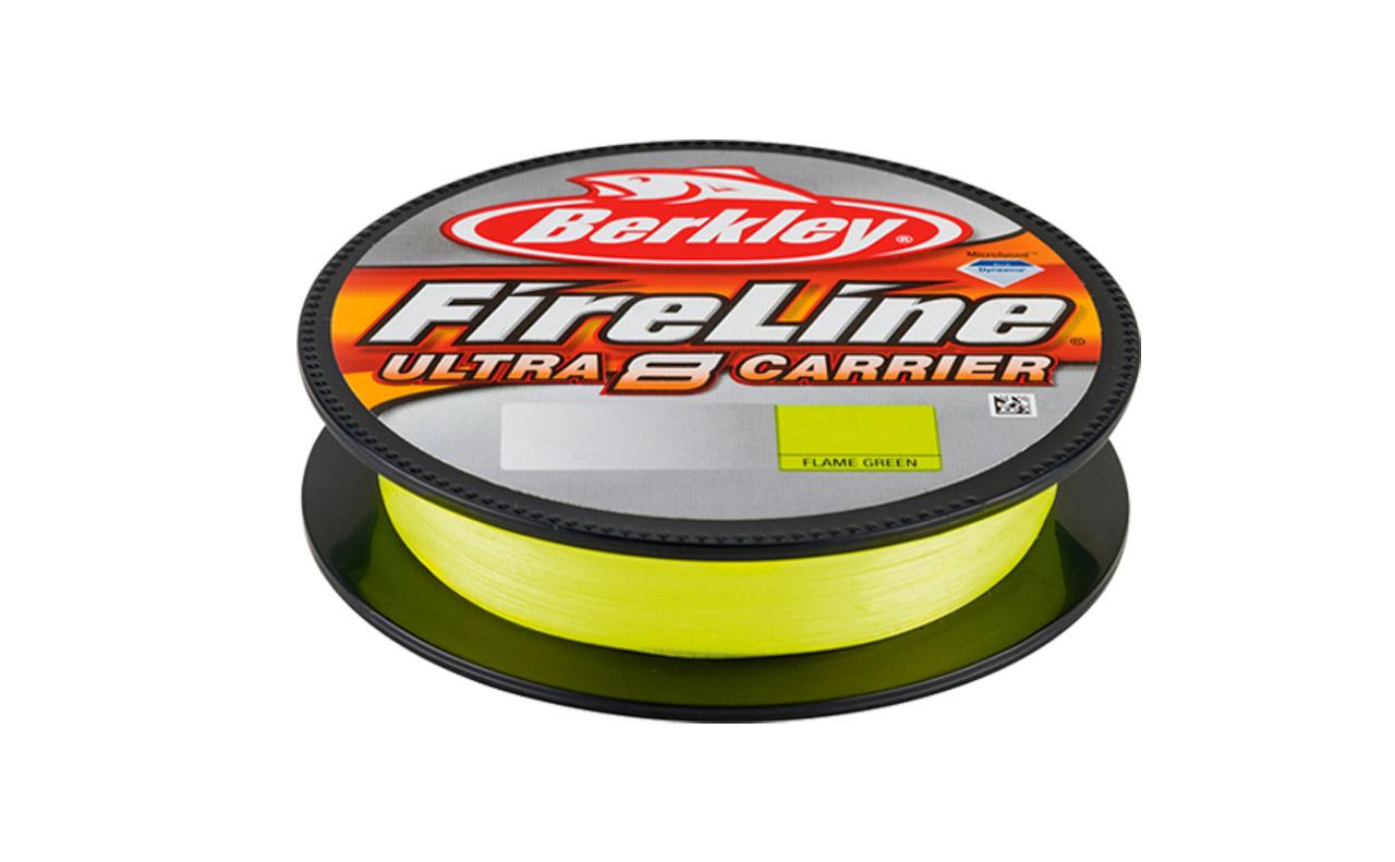 """Macht jetzt mit und gewinnt eine von insgesamt drei Spulen der brandneuen """"Fireline Ultra 8 Carrier"""" in Fluo-Green."""