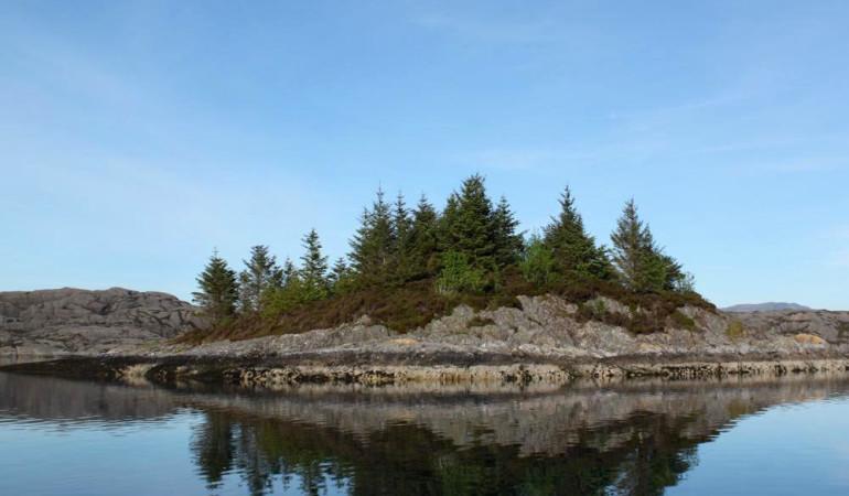 Nichts als Natur. Das bietet die Insel Færøy in Norwegen. Foto: Borks