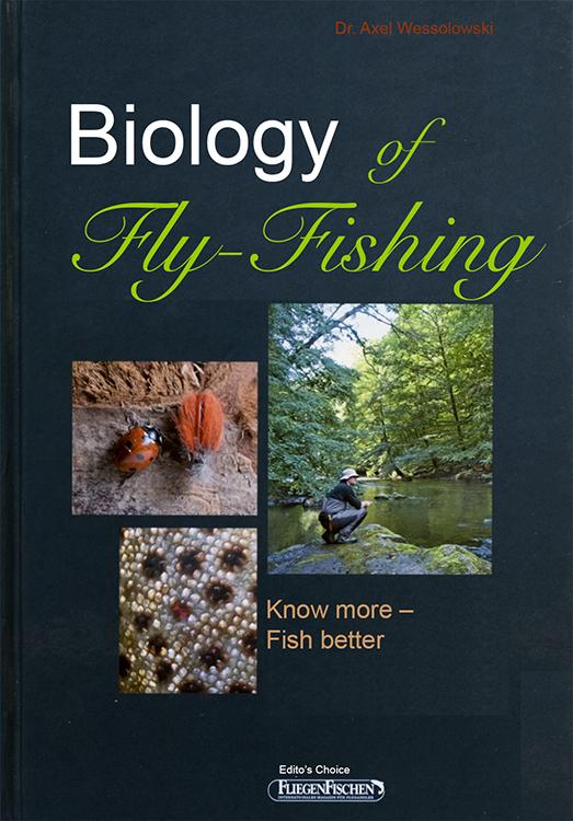 """Das Buch """"Biologie des Fliegenfischens"""" von Axel Wessolowski soll mit einer Crowdfunding-Kampagne ermöglicht werden, eine englische Übersetzung auf den Markt zu bringen. Das Besondere beim Crowdfunding ist, dass eine Vielzahl an Menschen dieses Projekt finanziell unterstützen können."""