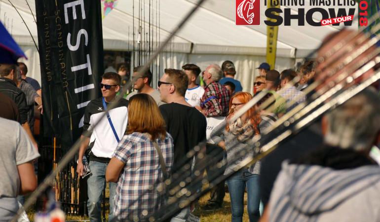 Die Fishing Masters Show 2018 findet dieses Mal in Brandenburg an der Havel statt. Es werden zahlreiche Experten, Prominente, Aussteller und auch ein großes Verkaufszelt vor Ort sein. Foto: FMS