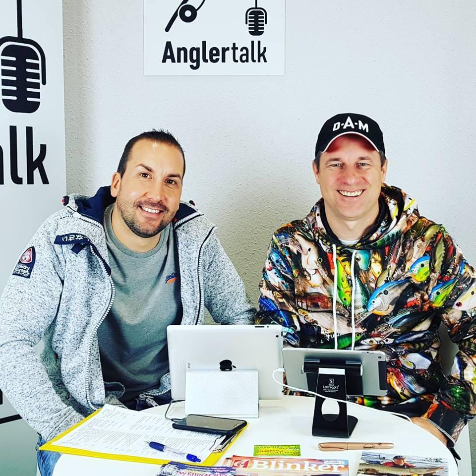 Daniel (links) und Jan veröffentlichen jeden Sonntag auf ihren Social-Media-Kanälen den Anglertalk. Foto: Jan Pusch