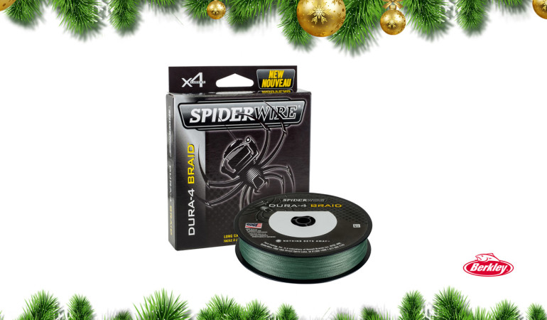 Spiderwire Dura4Braid