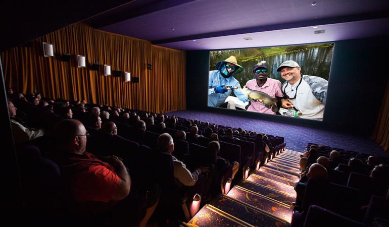RISE 2018, das größte Film-Festival für Fliegenfischer, läuft auch dieses Jahr in den Kinos in Deutschland, Österreich und der Schweiz. Foto: Rise