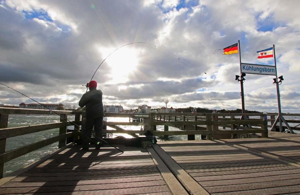 Angeln von Seebrücken: Die besten Stellen im Überblick
