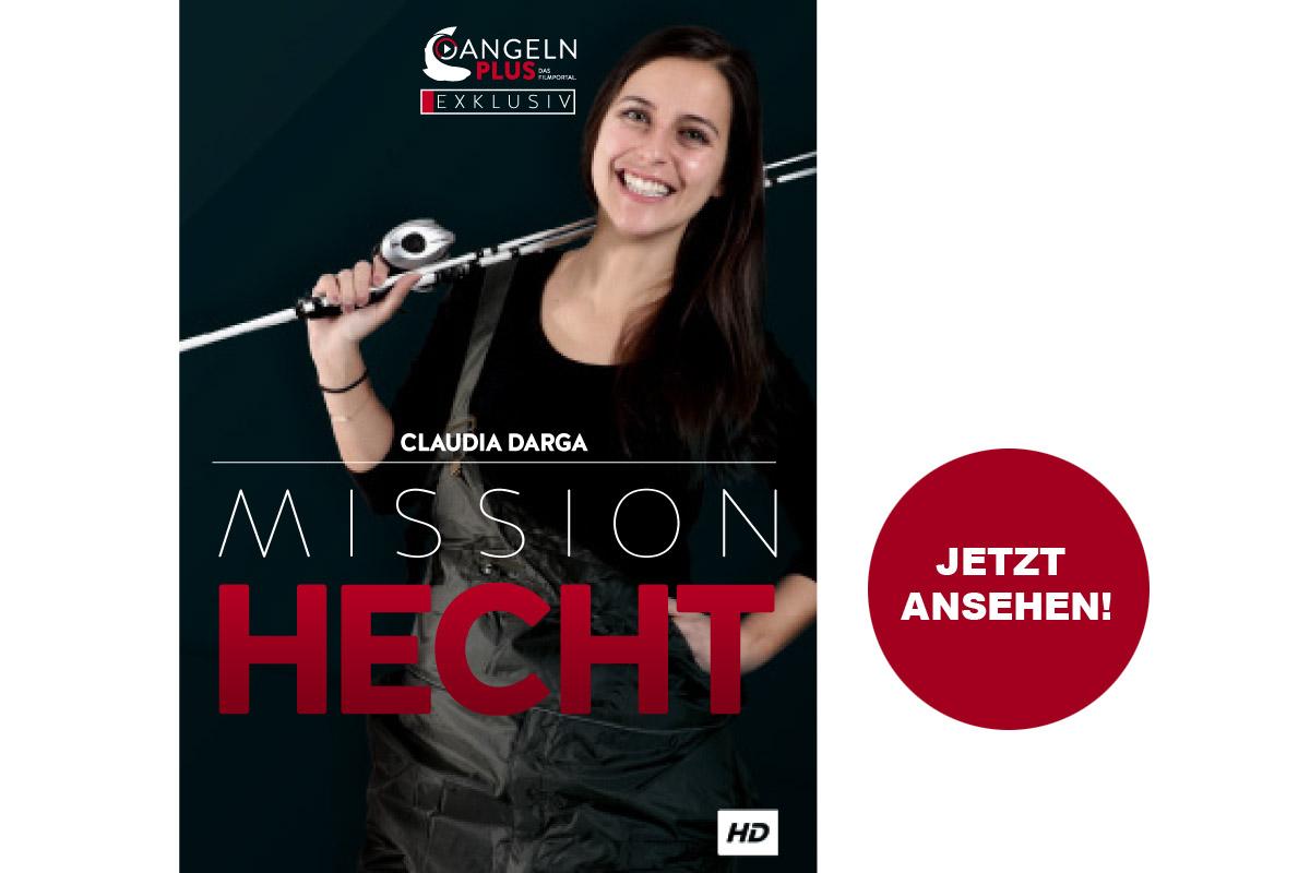 Hechtangeln mit Claudia Darga in holland. Den Film gibt es ab sofort auf ANGELNplus zu sehen.