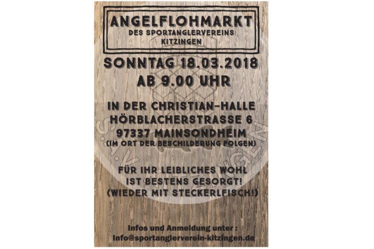 ANGELFLOHMARKT Kitzingen