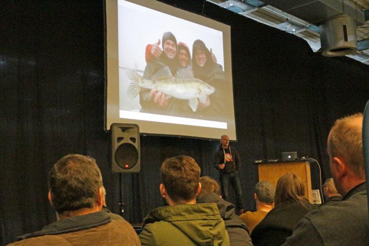 Die Vorträge von Dietmar Isaiasch sorgten für reges Interesse. Foto: A. Pawlitzki