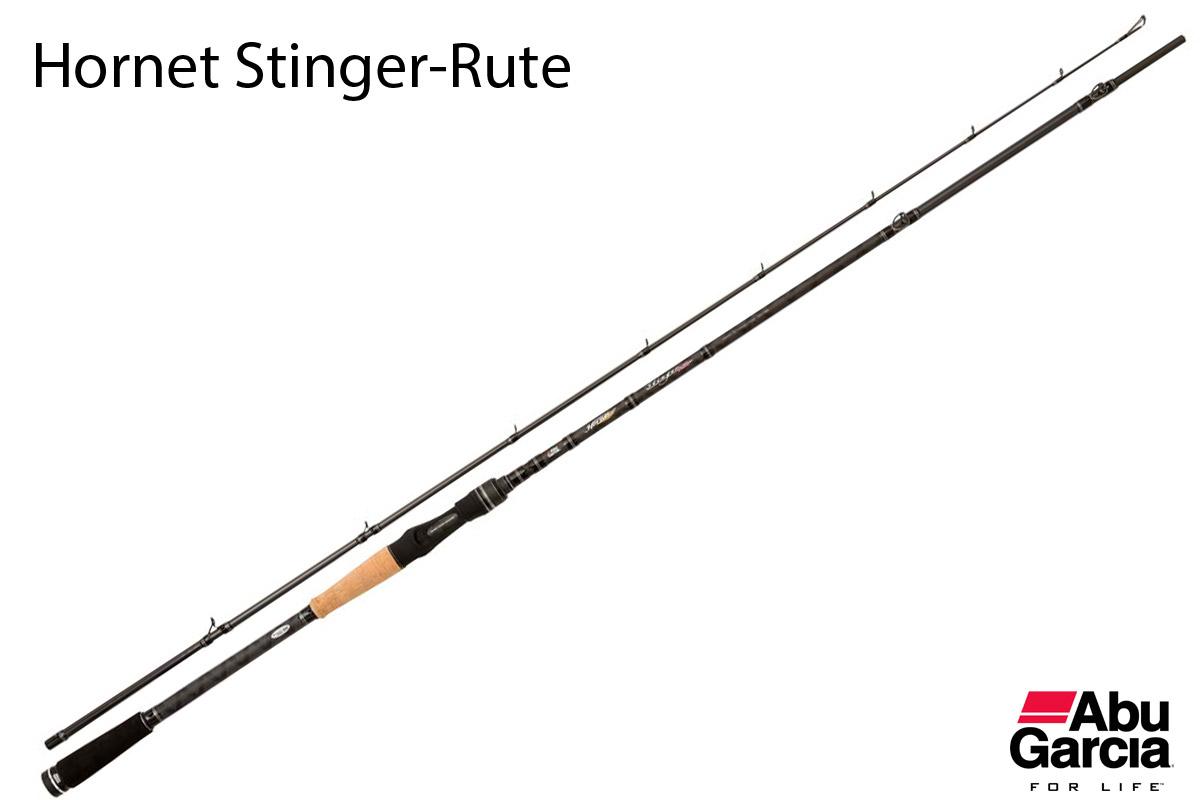 Die Hornet Stinger Cast-Ruten eignen sich für viele Spinnangeltechniken. Foto: Pure Fishing