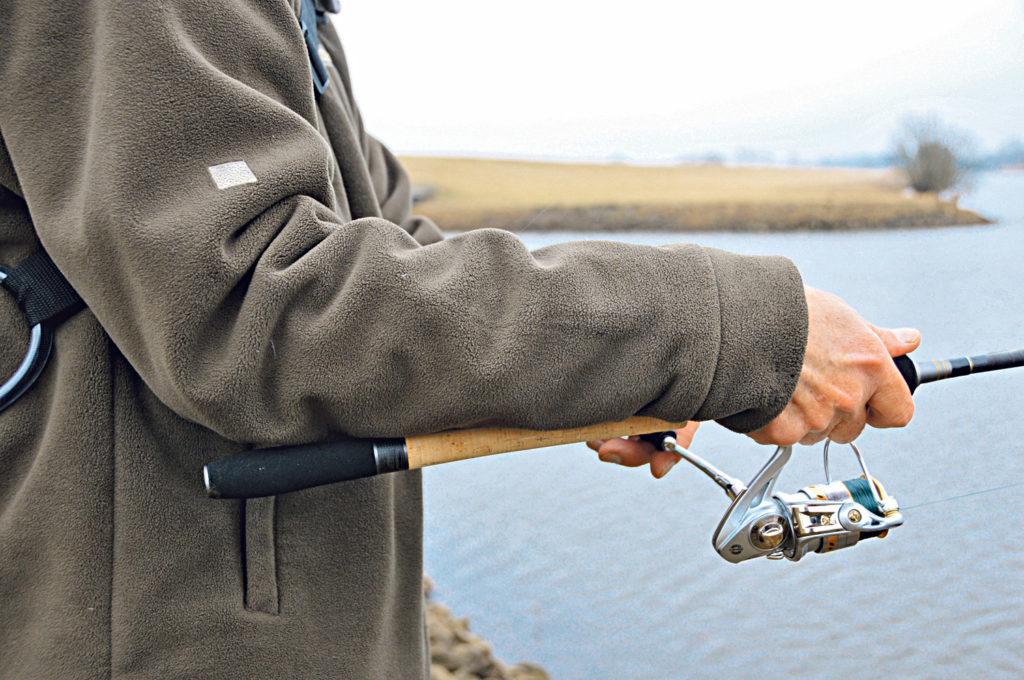 Vier Rutenentwickler bekommen acht Wochen Zeit, die Angeln ausgiebig am Wasser zu testen und zu fotografieren. Foto: BLINKER