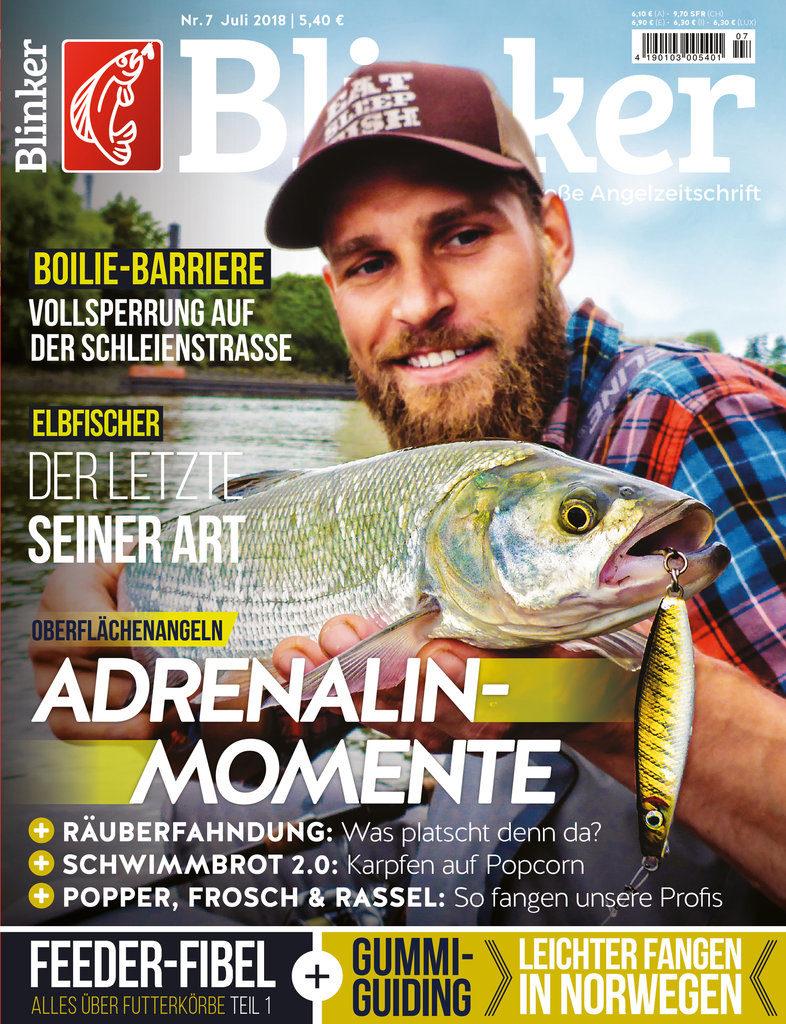 Blinker Magazin 07/18