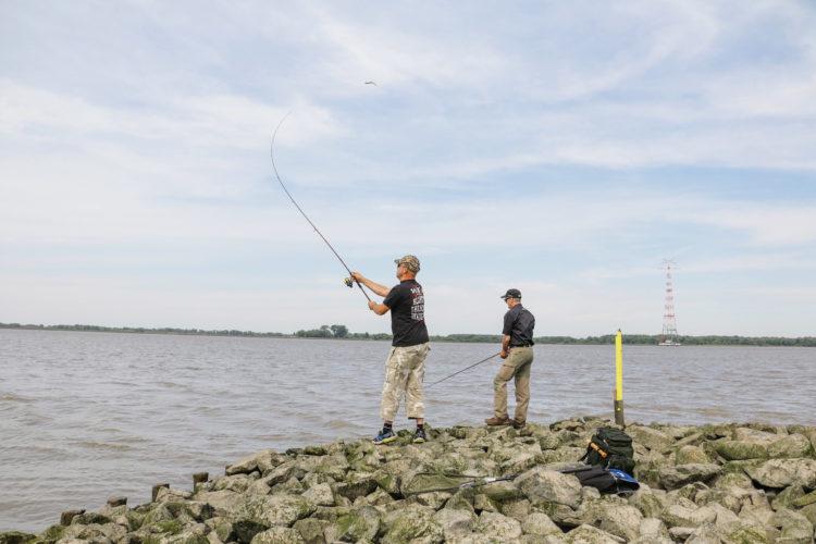 Einige Strecken des Naturschutzgebietes dürfen ab sofort wieder befischt werden. Foto: BLINKER/ F. Pippardt