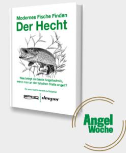 AngelWoche Prämien-Paket inkl. Buch Der Hecht