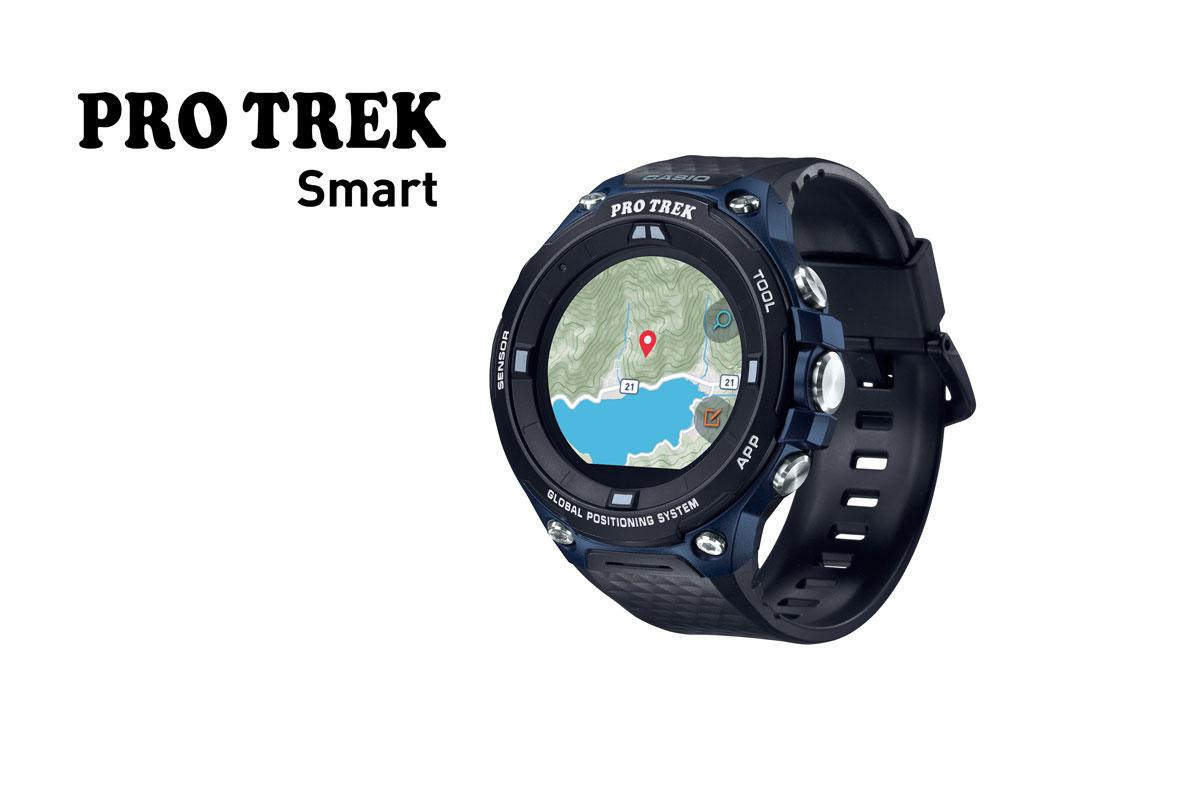 Die Smartwatch eignet sich hervorragend für eine Vielzahl von Outdoor- und Wasseraktivitäten und kann auch in Bereichen ohne Mobilfunkempfang genutzt werden. Gerade bei Aktivitäten bei denen beide Hände gebraucht werden, ist die WSD-F20A am Handgelenk ein hilfreicher Begleiter. Foto: Casio