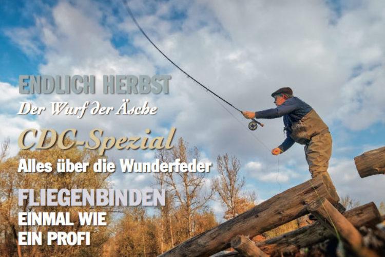 FliegenFischen Magazin 6 2018