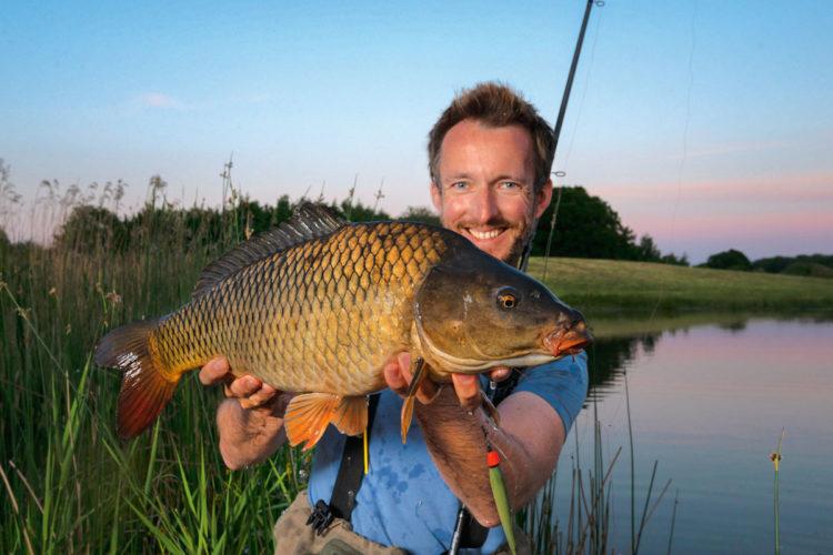 Es gibt in Deutschland fast 4 Millionen Angler. Nicht ohne Grund! Denn Angeln ist mehr als nur Fische fangen. Angeln ist Passion und Leidenschaft. Foto: W. Krause