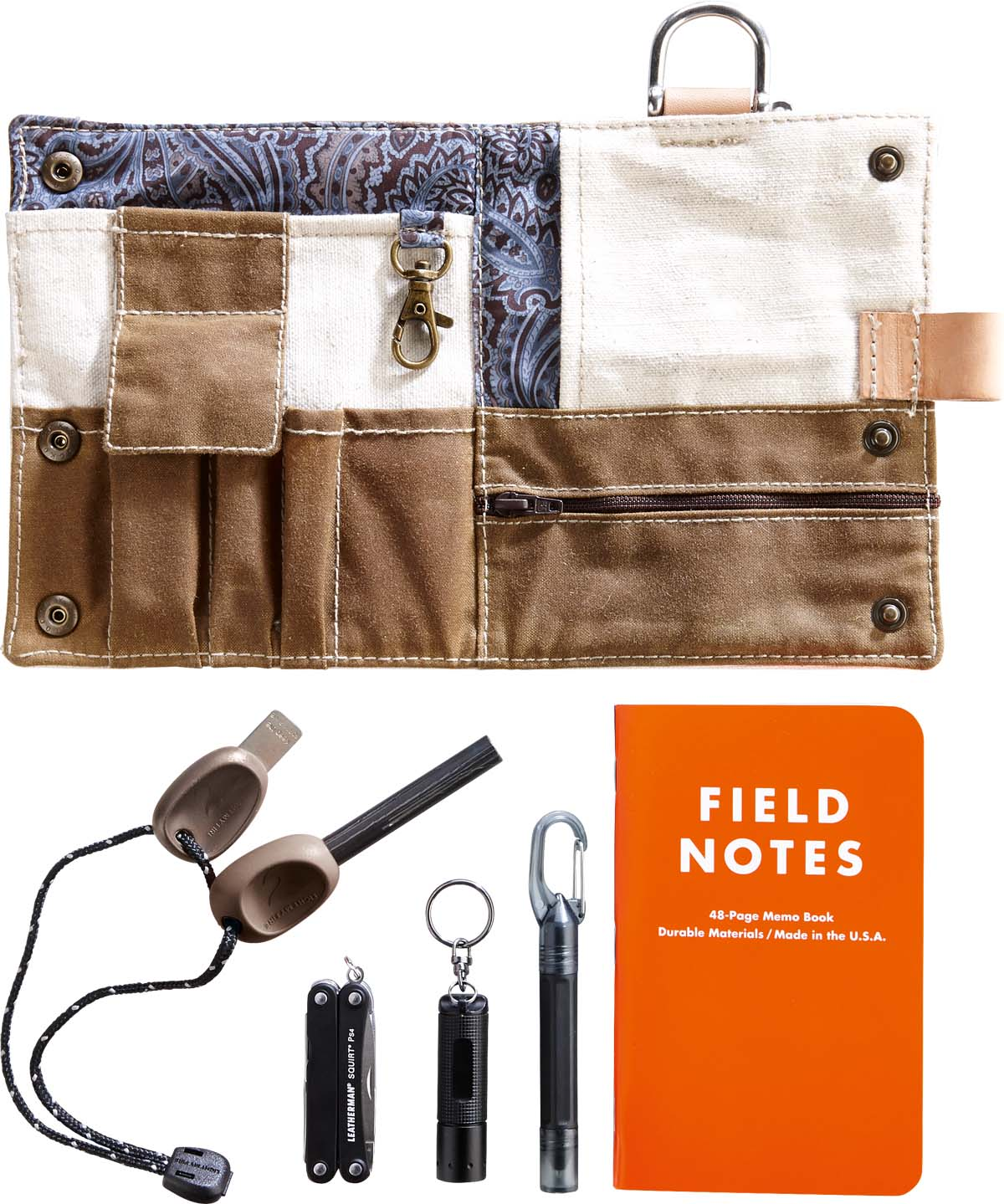 Every Day Carry Kit von Heldbergs ©Heldbergs