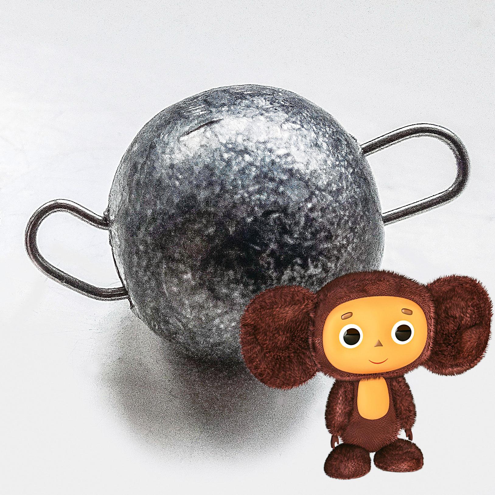 Der Cheburashka-Jig hat seinen Namen von der russische Kinderbuch-Figur Cheburashka. Foto: AngelWoche/R.Schwarzer