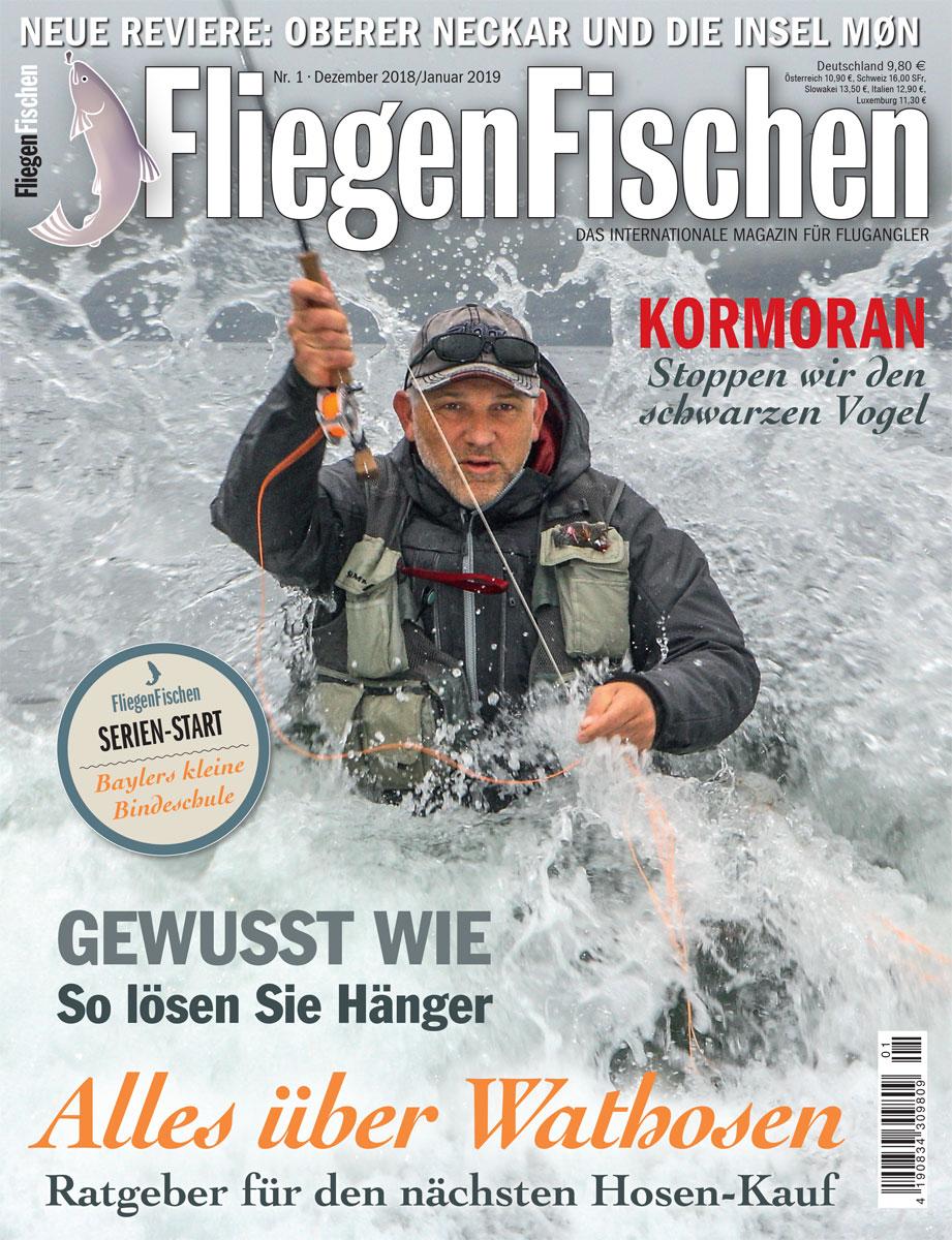 Fliegenfischen-Magazin Ausgabe 01 2019