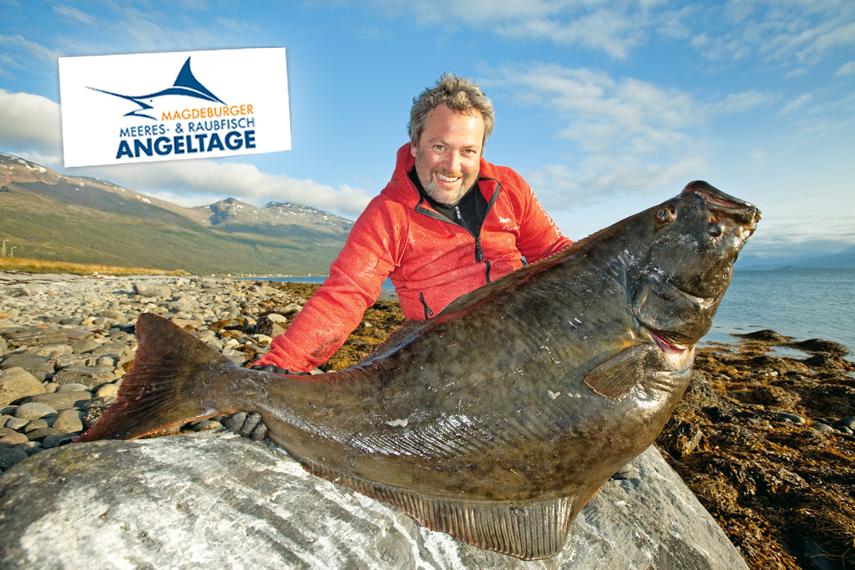 Auf den Magdeburger Meeres- und Raubfischangeltagen findet sich ein breites Angebot für jeden Angler. Foto: R.Korn