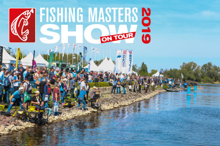 Wer schon einmal bei der Fishing Masters Show war, will wieder hin. Wer noch nicht da war, muss unbedingt dabei sein: Die Fishing Masters Show 2019 findet im Juni am Stralsund statt. Foto: FMS