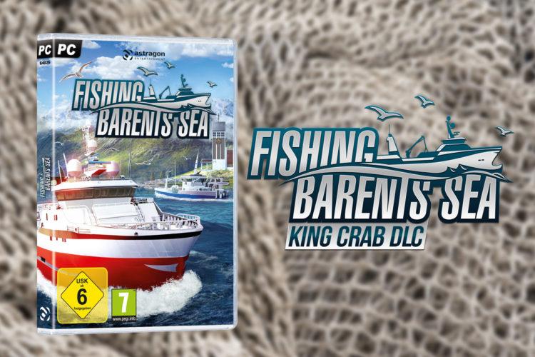 Im Computerspiel Fishing: Barents Sea: bist Du Dein eigener Chef und kannst auf hoher See zeigen, was als Kapitän in Dir steckt. Foto: Astragon