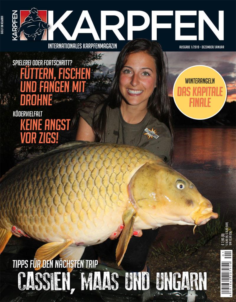Karpfenmagazin 01 2019
