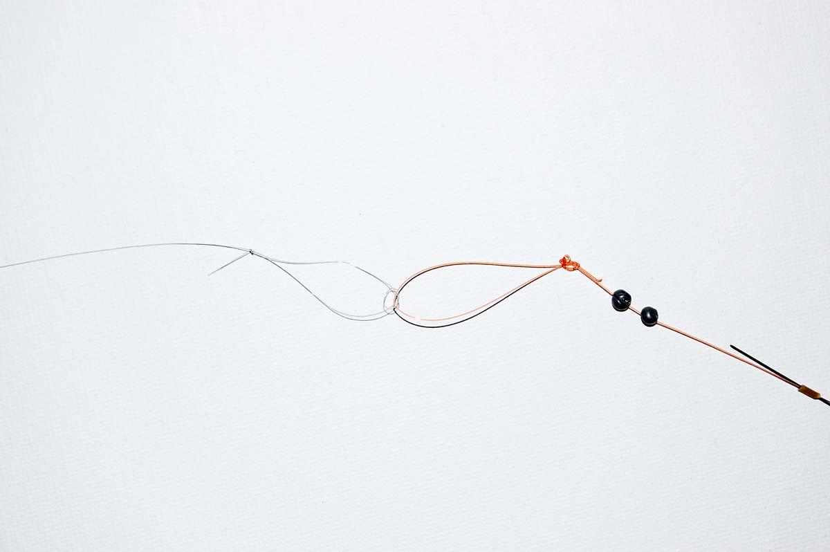 Hauptschnur und Vorfach dürfen im Durchmesser nicht zu stark voneinander abweichen. Wer sein Vorfach 0,02 Millimeter schwächer wählt als die Hauptschnur liegt in jedem Fall richtig. Foto: Blinker/D.Schröder
