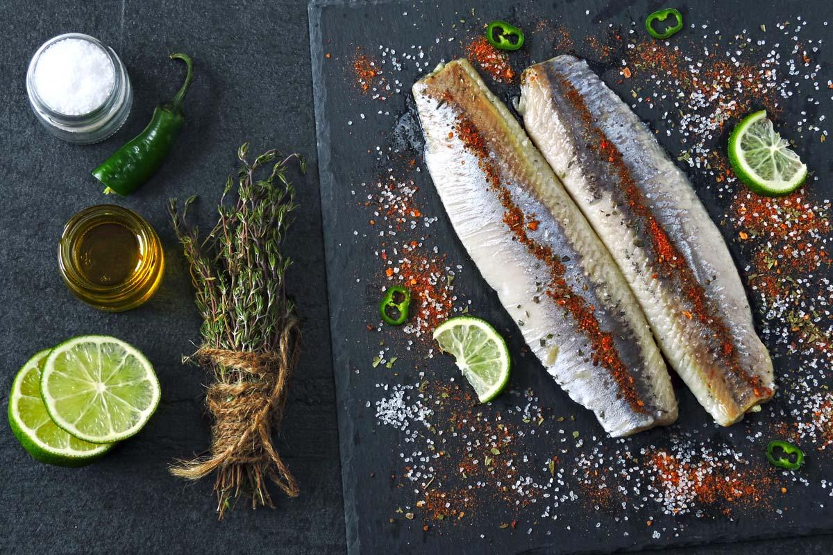 Mit dem richtigen Fischgewürz wird jedes Filet zum Leckerbissen.