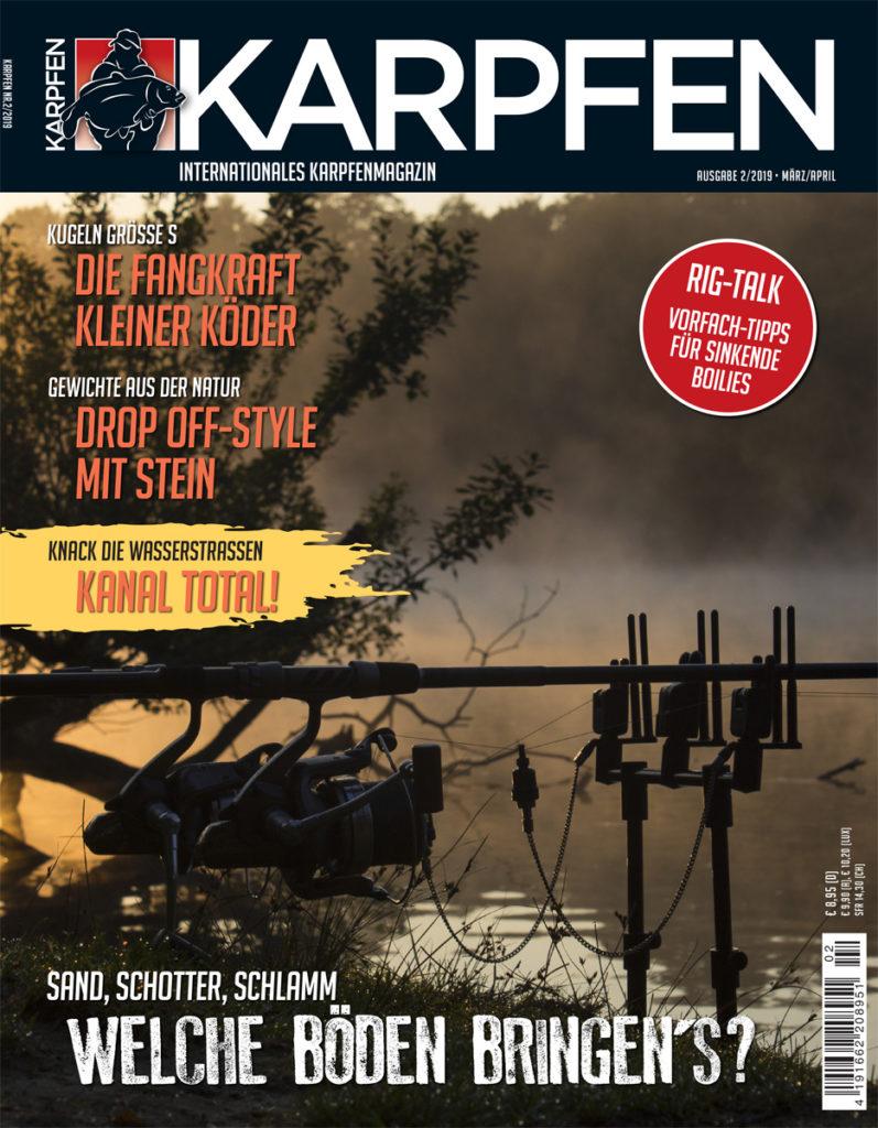 KARPFEN-Magazin 02/2019