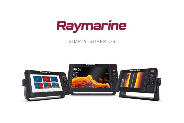 Raymarine Element liefert Top-Technik mit Schnelligkeit und Benutzerfreundlichkeit.