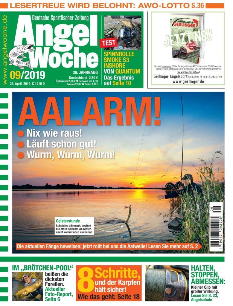 AngelWoche Ausgabe 09/2019