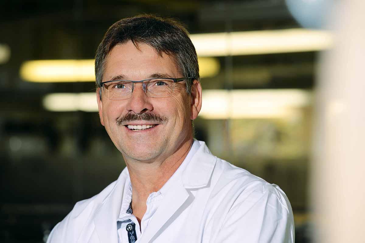 Dr. Thomas Meinel ist unser Experte zum Thema bleifrei angeln. Foto: David Ausserhofer
