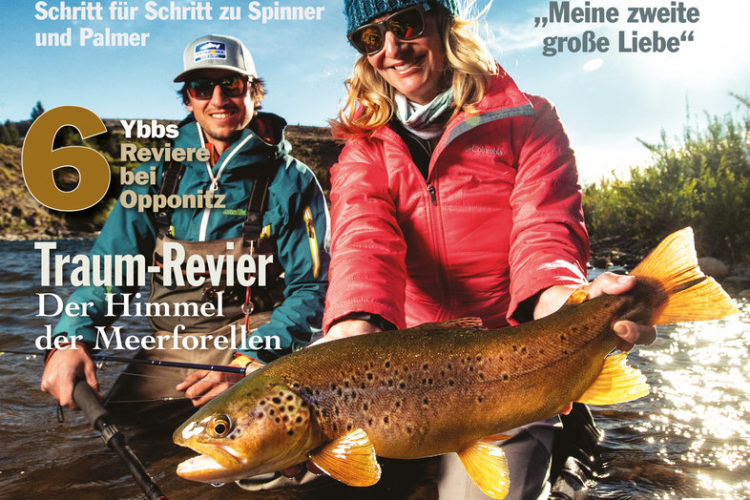 FliegenFischen Magazin 4/2019