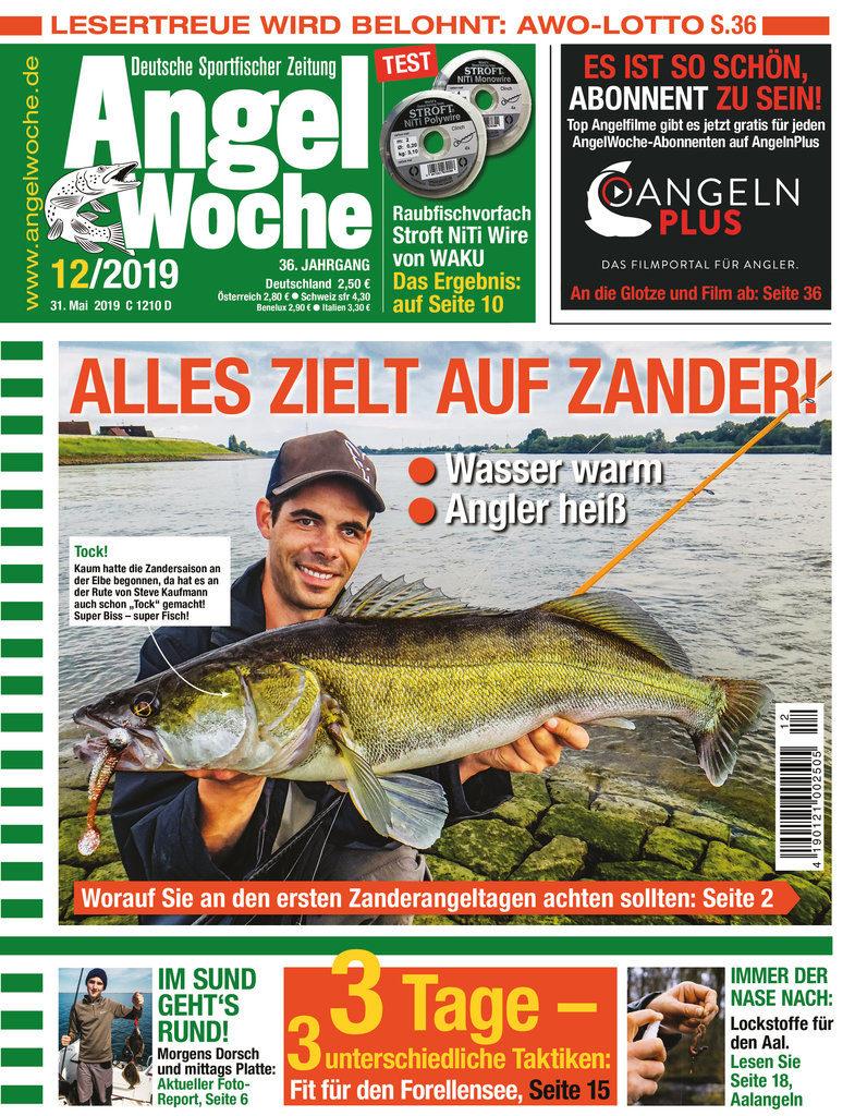 AngelWoche Ausgabe 12/2019