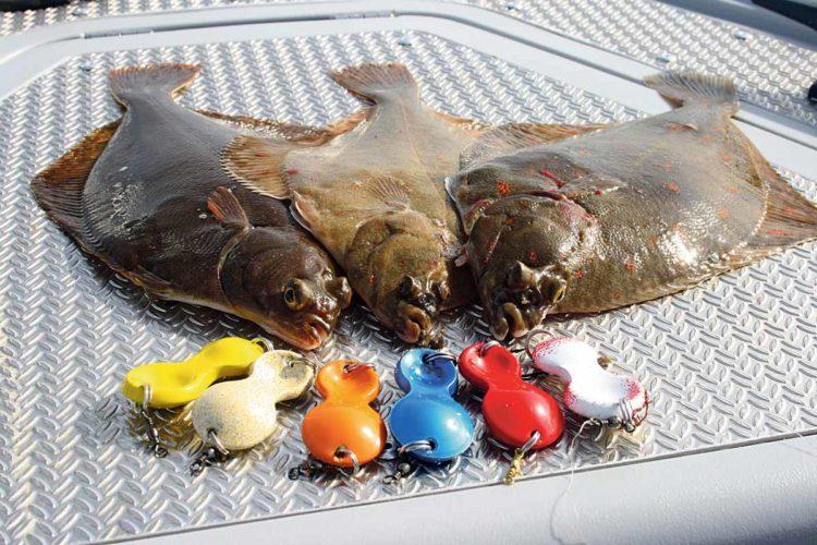 Der Buttlöffel ist eine Bank in Sachen Plattfisch und bei Naturköderfans schwer angesagt
