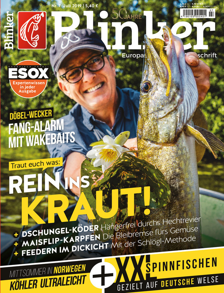 Blinker-Magazin 07 2019