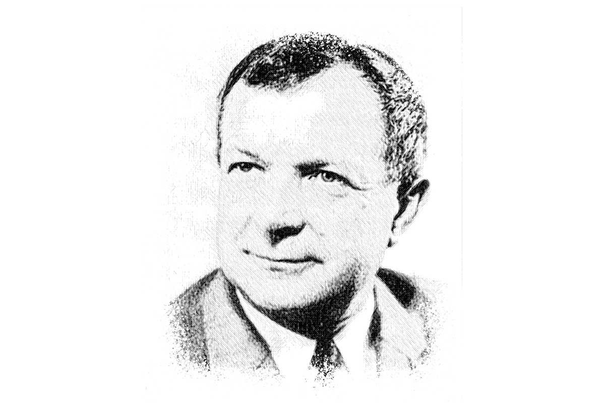 Der Firmengründer Hanns Balzer rief das Unternehmen 1949 ins Leben.