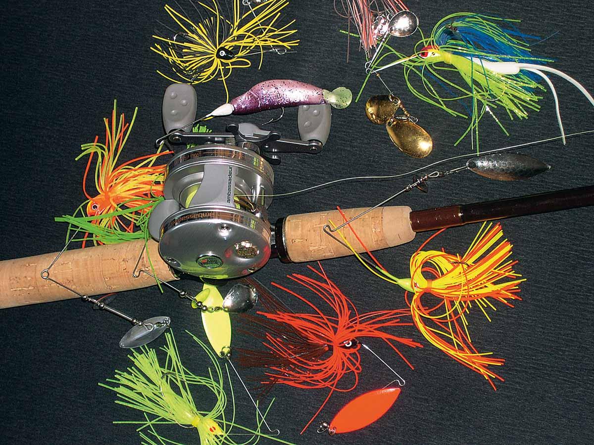 Robustes Gerät ist Pflicht! Der Autor fischt gerne mit Multirollen. Foto: Blinker/D.Schröder