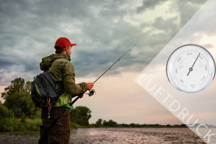 Luftdruck beim Angeln: Beeinflusst er den Fangerfolg?