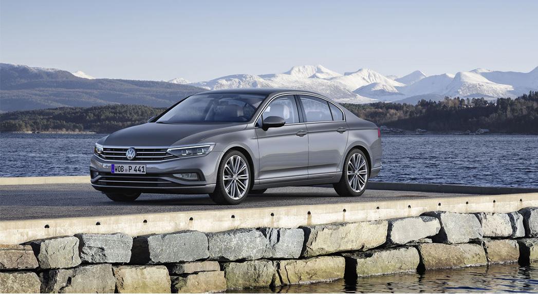 VW-Passat GTE - moderne Mobilität mit Hybrid-Technik.